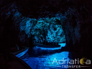 Blue Cave and Six island tour